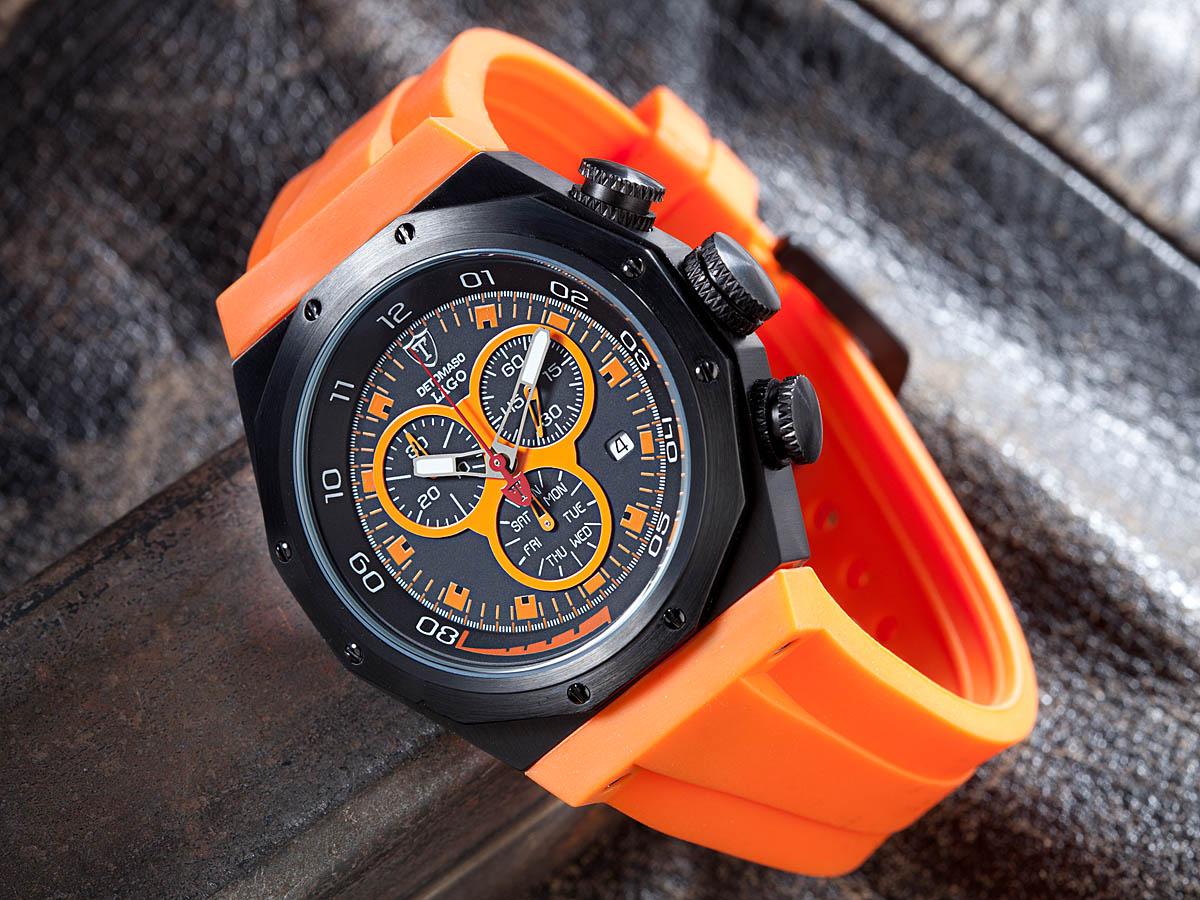 lago xxl chronograph dt2025 a detomaso watches. Black Bedroom Furniture Sets. Home Design Ideas