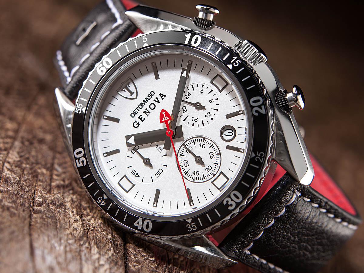 genova chronograph sl1592c ch detomaso watches. Black Bedroom Furniture Sets. Home Design Ideas